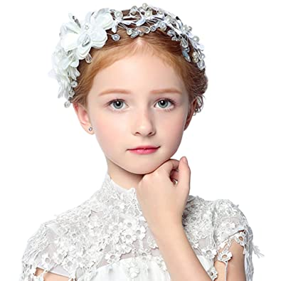 結婚式 子供 髪型 カチューシャ