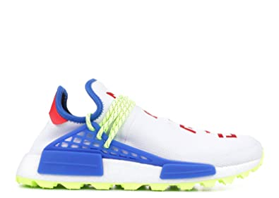 7f96e0a00 Image Unavailable. Image not available for. Color  adidas Pw Hu NMD Nerd  Creme  X ...