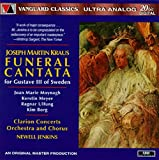 Kraus: Funeral Cantata for Gustave III of Sweden