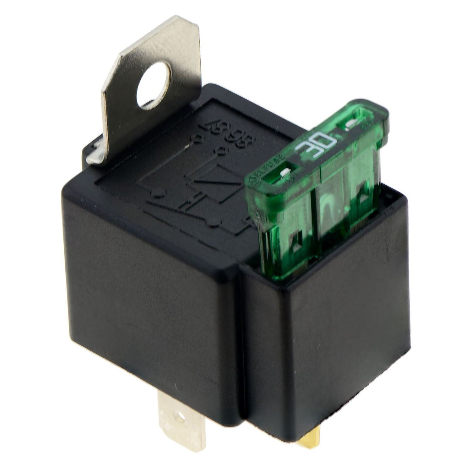 New 5-Pin EP27 FL27 LED Flasher Relay Fix For LED Turn Signal Lamps Hyper Flash
