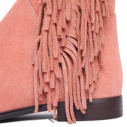 Nine SevenKnee High Boots - Botas mujer Rosa