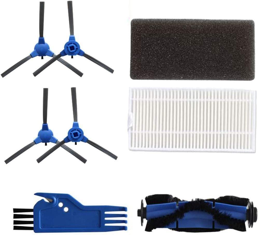 CAOQAO - Escoba escoba Eufy RoboVac 11S para aspiradora, cepillo ...