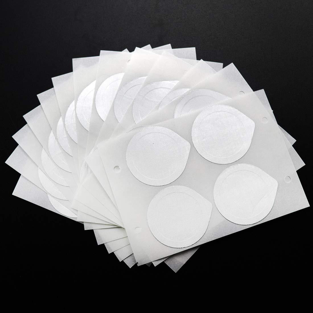 37mm FineInno 100 Unids Lids para C/ápsulas Aluminum Foil Lids Sellos de Papel de Aluminio C/ápsulas Autoadhesivas Compatibles con NISSIA C40 /& NESPRESSO LATTISSIMA Touch F511,1.5inch