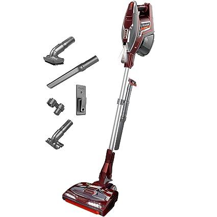 Amazoncom Shark Rocket Complete Duo Clean Bagless Upright Vacuum