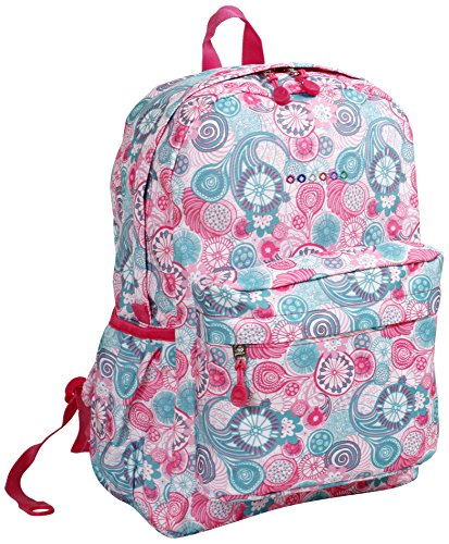 Pack Raspberry (J World New York Oz Backpack, BLUE RASPBERRY)
