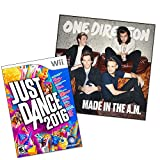 Just Dance 2016 + Made in the