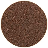 Scotch-Brite(TM) Surface Conditioning Disc, Hook and Loop Attachment, Aluminum Oxide, 4 Diameter, NH A Coarse  (Pack of 100)
