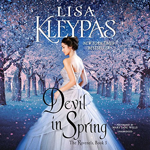 Devil in Spring: Library Edition (The Ravenels) by Blackstone Pub