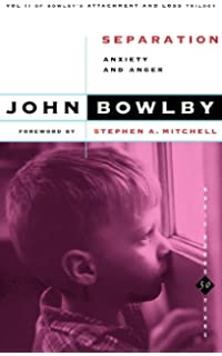 bowlby attachment theory grief and loss