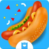 Cooking Game – Hot Dog Deluxe