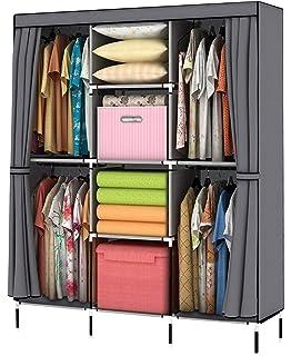 youud wardrobe storage closet clothes portable wardrobe storage closet portable closet organizer portable closets wardrobe closet - Closet Wardrobe