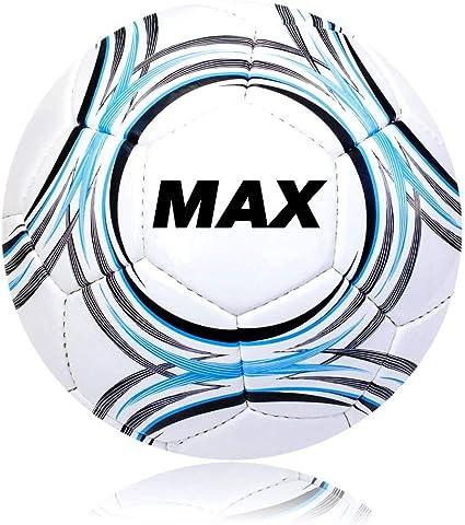 Personalizado match balón de fútbol, tamaño 5: Amazon.es: Deportes ...