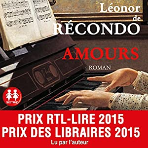Amours Audiobook