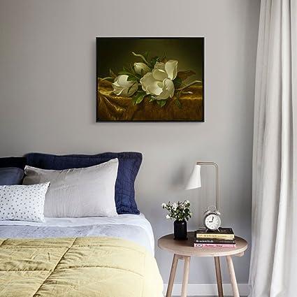 Amazon.com: Ping Bu Qing Yun Photo Wall Bedroom Bedside Decorative ...