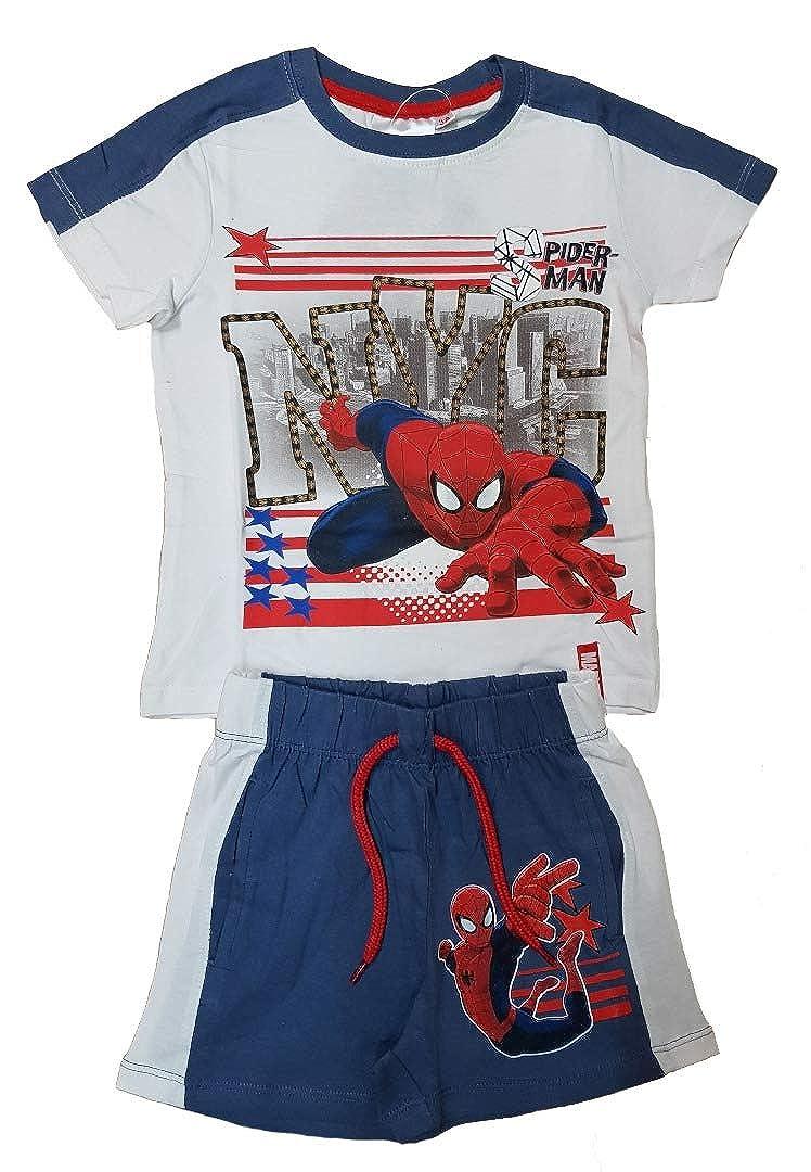 Spiderman Completino da Ragazzo