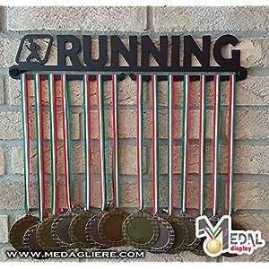 Medagliere Il Primo Originale Medal Display, Porta medaglie, Muro, più di 20 medaglie Made in Italy 1 spesavip