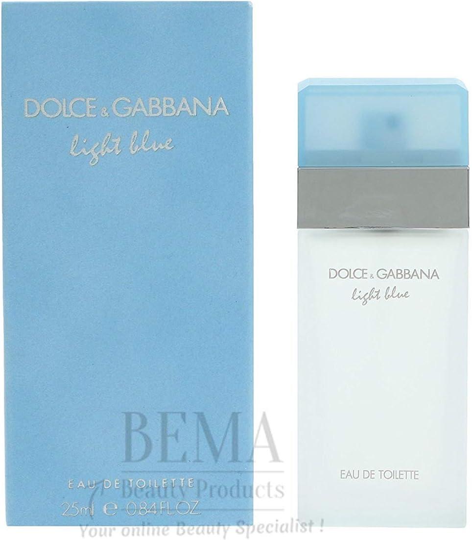 Dolce & Gabbana Light Blue Pour Femme Edt Vapo 25 Ml 1 Unidad 24 ml