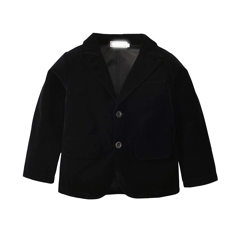 Sunny-Aha Trajes para niños Blazers Camisa Overol Abrigo Corbata ...