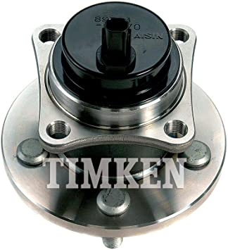 TIMKEN HA590498 Hub Unit Bearing Assembly