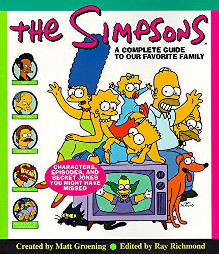 The Simpsons: A Complete Guide to Our Favorite Family