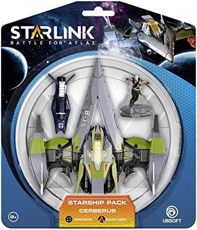 Starlink Pack Vaisseau - Cerberus [Importación francesa]: Amazon.es: Videojuegos