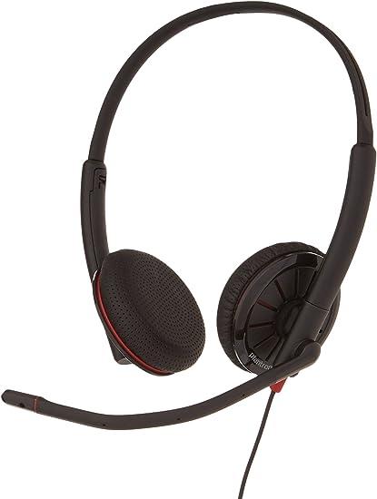 Plantronics Blackwire C325-M Binaural Head-band Black headset