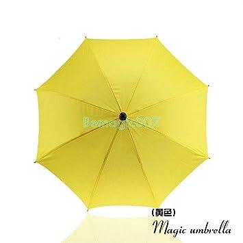 Paraguas amarillo con apariencia – unidad