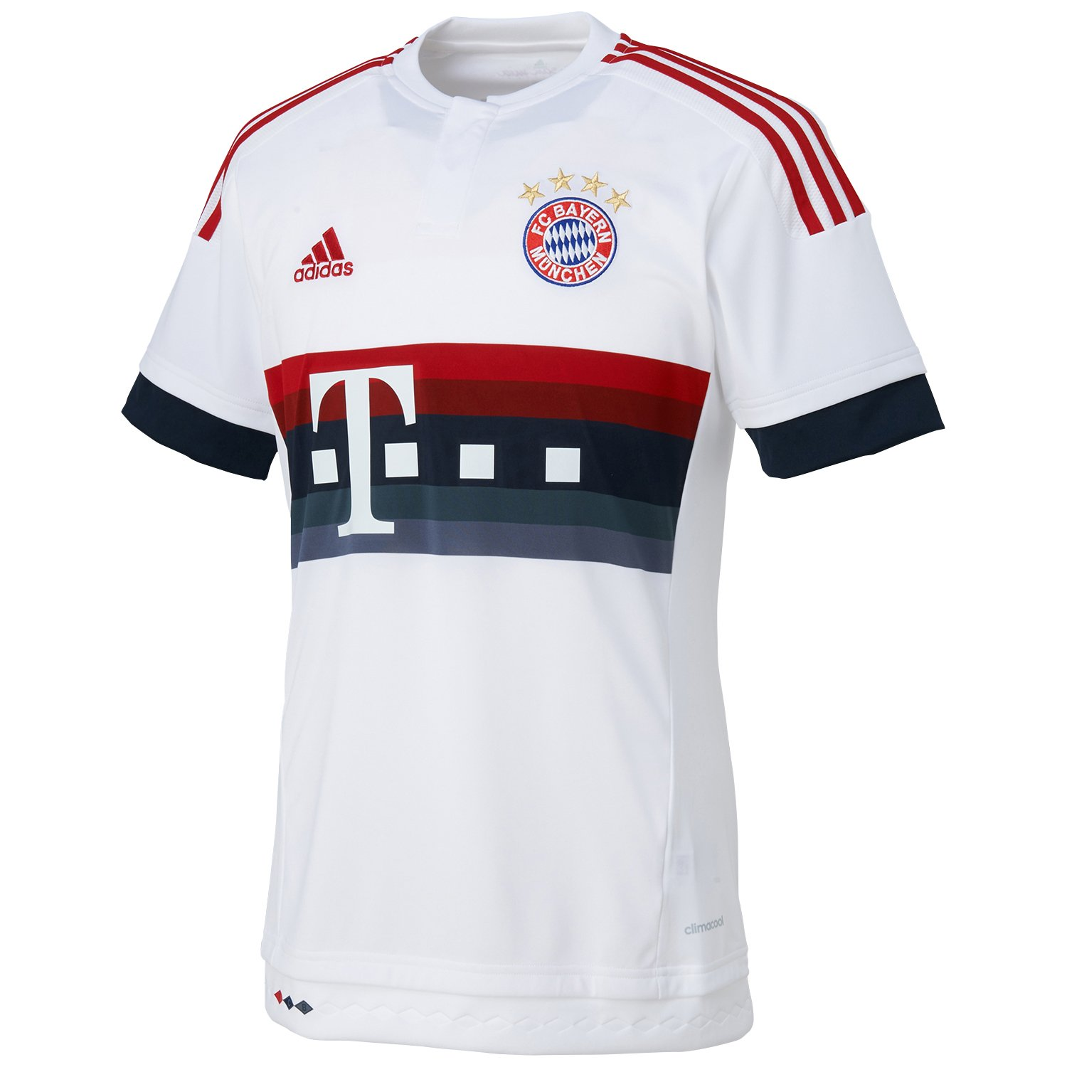 Amazon.com : Bayern Munich Away KIDS Jersey 2015 / 2016 : Sports & Outdoors