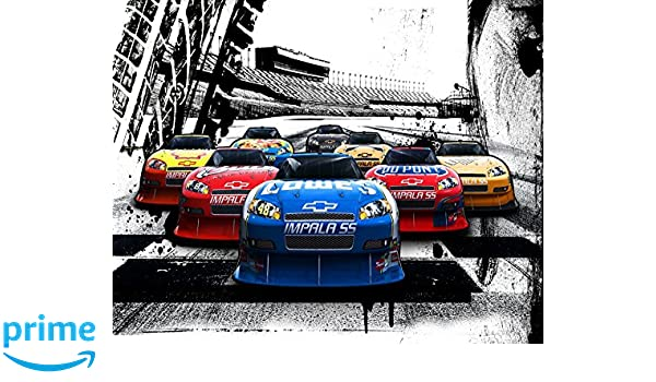 Lienzo Legendarte Cars Lienzo RacingAmazon esHogar Cars esHogar Legendarte Legendarte RacingAmazon NP0Xnw8Ok