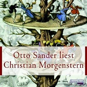 Otto Sander liest Christian Morgenstern Hörbuch