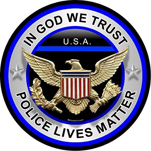 Cops Sticker - ProSticker 308 (One) 4