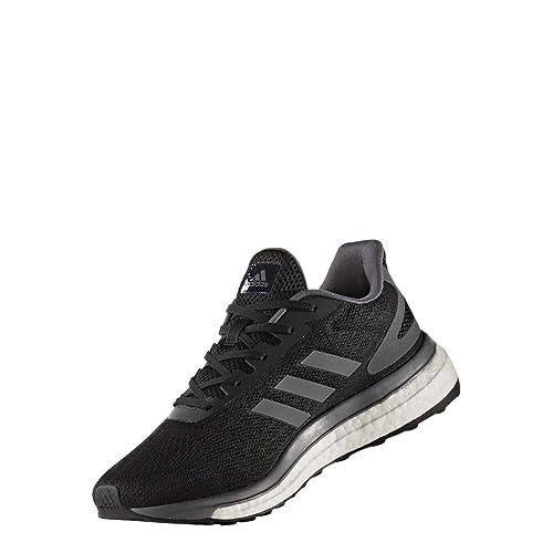 adidas Response Lt W, Zapatillas de Running para Mujer, Negro (Negbas/Gricin / Ftwbla), 45 1/3 EU: Amazon.es: Zapatos y complementos