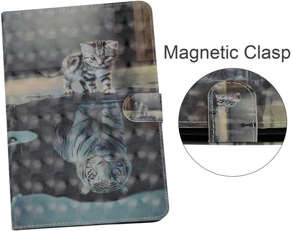 1 magnet de cuisine /à rayures motif tigre blanc