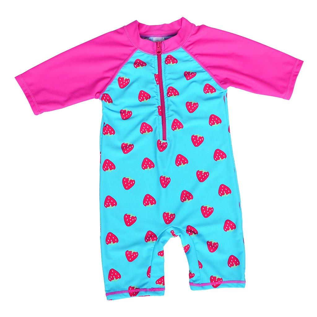 BAOHULU BHL Girls Swimwear 50+ UV Protection 3-8Years
