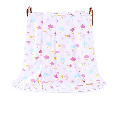 Puede usar toallas de baño Toalla de baño de bebé Toallas de fibra de gasa Toallas