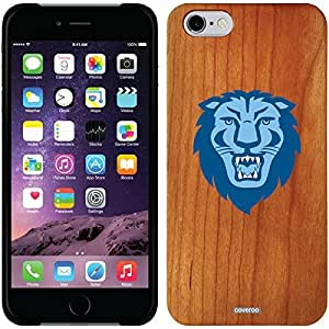 fashion case iphone 5c Madera Wood Thinshield Case with Columbia Mascot Design