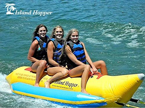 Island Hopper 3 Passenger Heavy Recreational Banana Boat