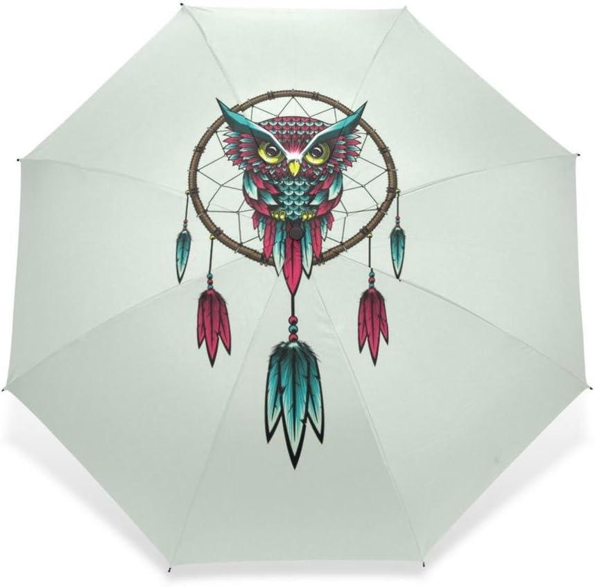 EnnE Umbrella I Can Do All Things Compact Umbrella Rain Windproof Travel Umbrella