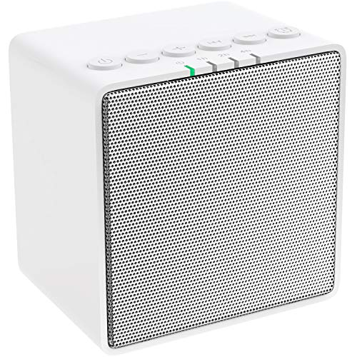 - X-Sense Portable White Noise Machine with 30 Non-Looping Soothing Sounds, Rechargeable Sound Machine for Sleeping with High Quality Speaker, Memory Function, 30 Levels of Volume and 7 Timer Settings