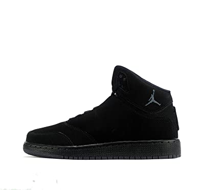 the best attitude b7f66 c350c Nike Junior Jordan 1 Flight 5 Kinderwagen BG schwarzes Leder Basketball  Turnschuhe 881440 010. Für größere Ansicht Maus über das Bild ziehen