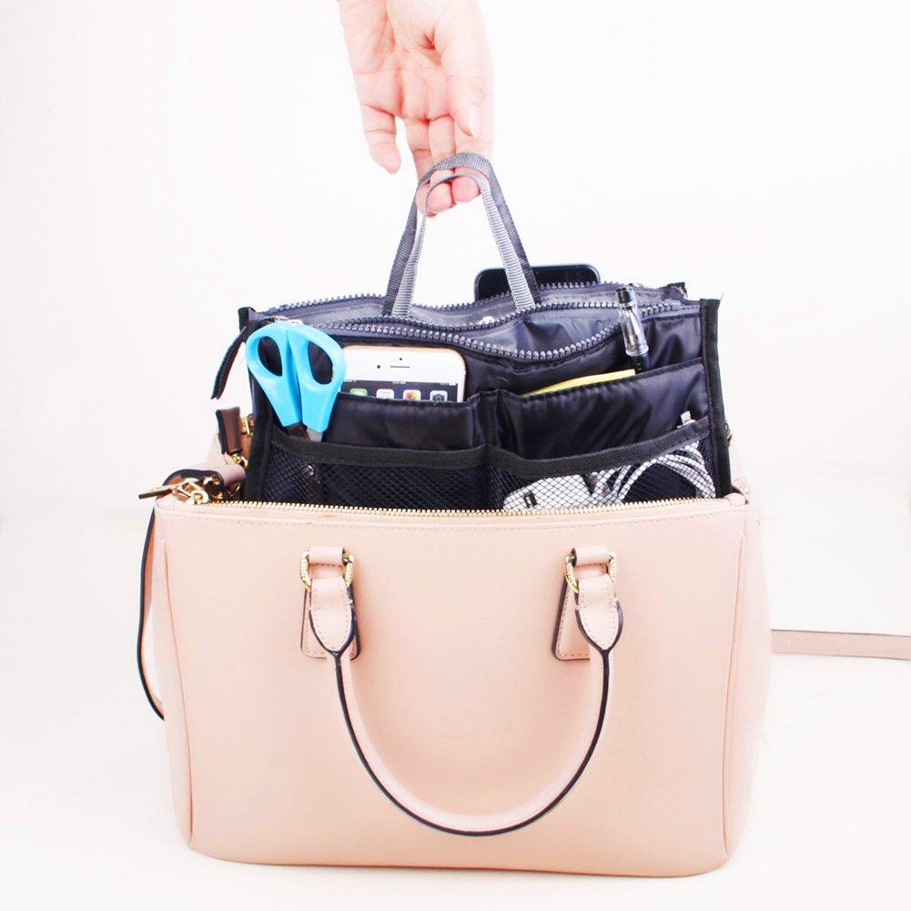 Handbag Insert Pouch Organizer