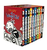 Book cover from Diary of a Wimpy Kid Box of Books (Books 1-10) by Jeff Kinney