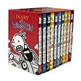 Diary of a Wimpy Kid Box of Books (Books 1-10)