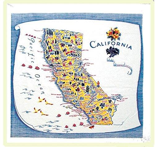 California Kitchen Towel California Gift
