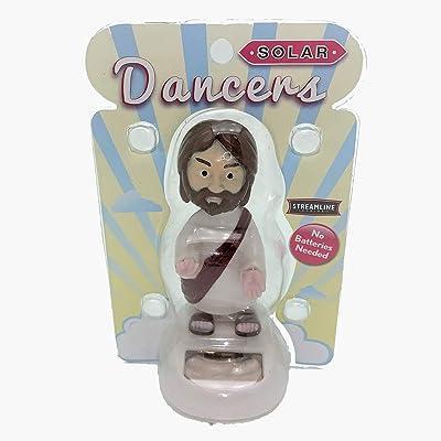 Streamline Solar Dancers Jesus: Toys & Games