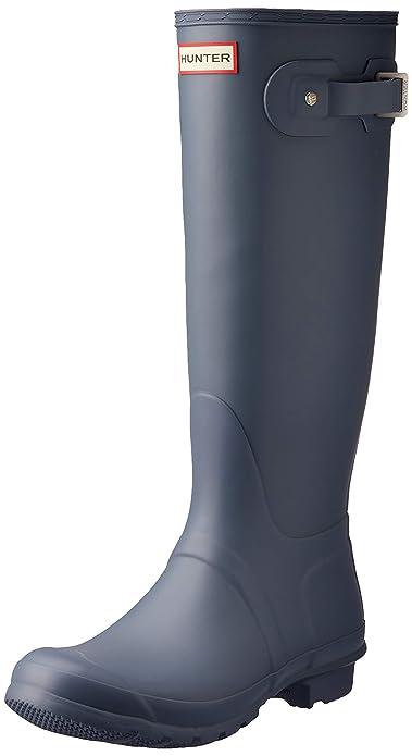 13bbad87 Hunters Original Tall Gloss, Botas de Agua para Mujer: Hunter: Amazon.es:  Zapatos y complementos