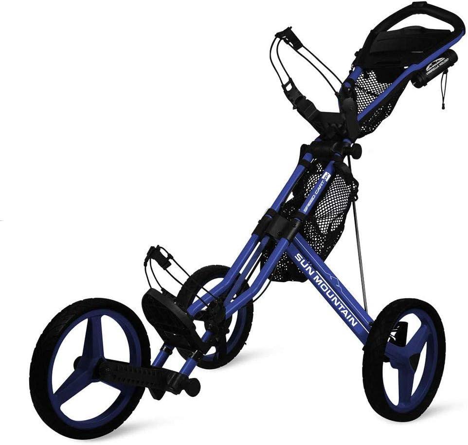 Best 3 Wheel Golf Push Cart 6