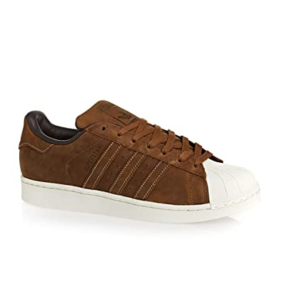 51151892f617 Adidas Originals Superstar Trainers in Dust Rust Brown   Off White S79471   UK 9.5 EU