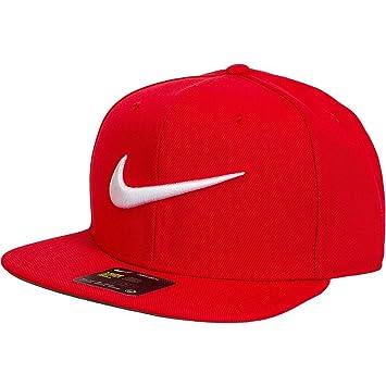 0e9ac608a94 Nike Unisex Swoosh Pro Cap - University Red Pine Green Black White ...