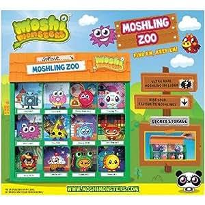 Moshi Monsters Moshling - Zoológico de monstruos